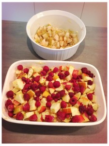 Crumble Obstbasis