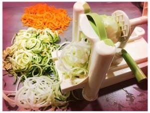 Zucchini-Spaghetti von ganzvielleben.de
