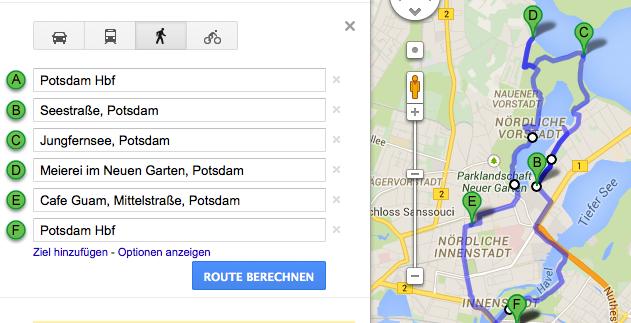 Auslug Brandenburg Potsdam ganzvielleben.de